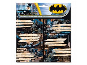 Ars Una Jmenovky na sešity Batman 18 ks