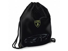 Ars Una Sáček na přezůvky Lamborghini maxi černý