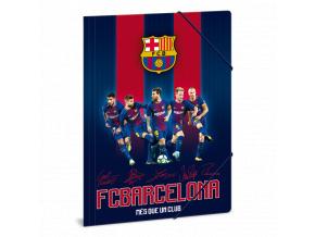 Ars Una Složka na sešity FC Barcelona hráči A4