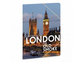 Ars Una Složka na sešity Londýn A4