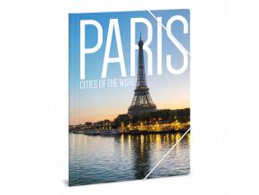 Ars Una Složka na sešity Paříž A4