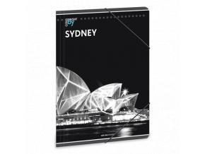 Ars Una Složka na sešity Sydney 2 A4