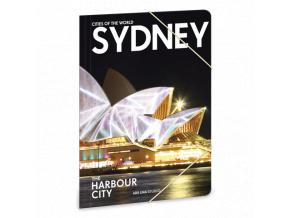 Ars Una Složka na sešity Sydney A4