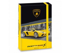 Box na sešity Lamborghini 18 A4
