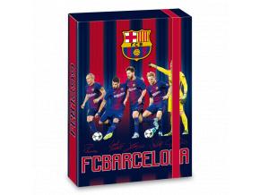 Box na sešity FC Barcelona 18 hráči A5