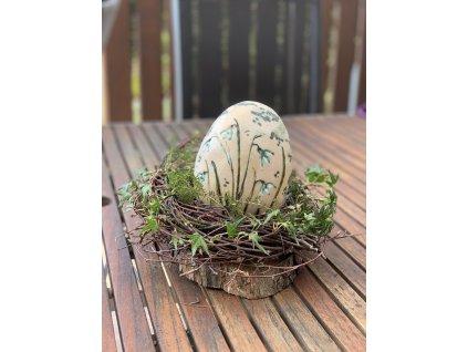 Keramické velikonoční vejce