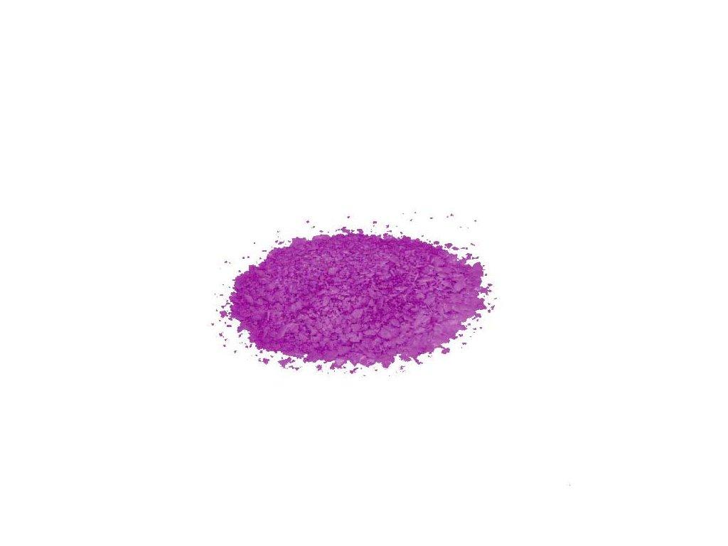 fialová bez vůně