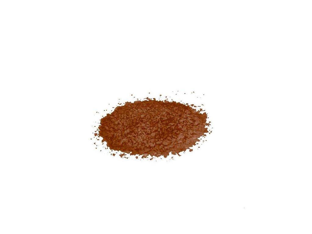 hnědá santalové dřevo