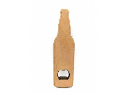 Dřevěný otvírák - přírodní buk