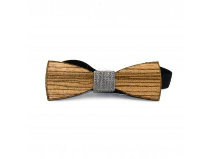 Dřevěný motýlek - Faraday