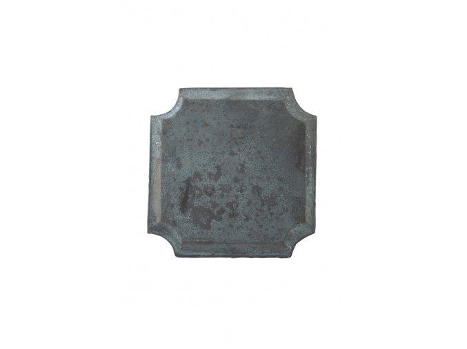 Krytka kovaná bez otvoru 100x100x20 mm