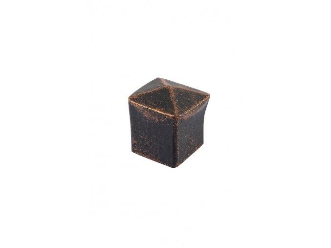 Matice kovaná 20x20 mm, závit  M12 mm