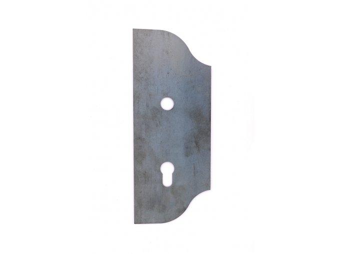 Zámková kapsa pravá 265x110 mm, rozteč 90 mm