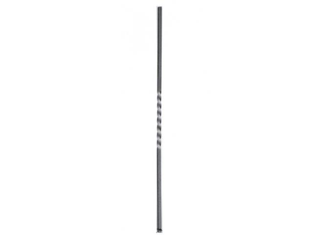 Tyč s torzírem 18x18 mm, velikost 950 mm