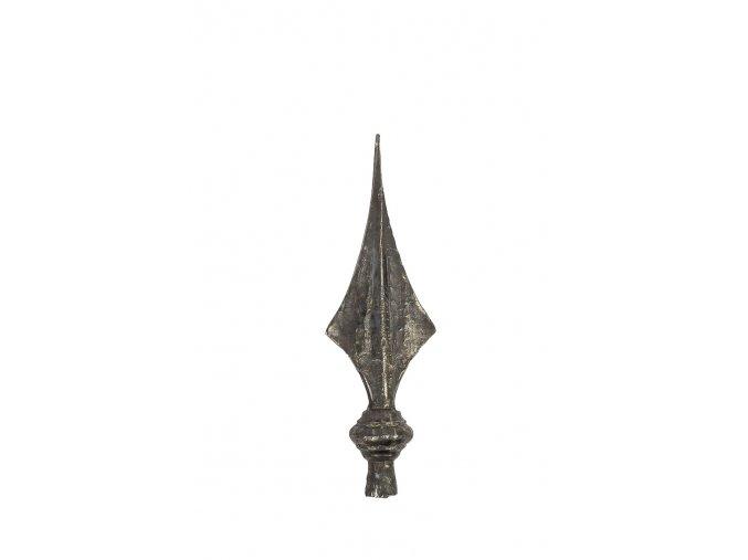 Špice ručně  kovaná, velikost 200 mm
