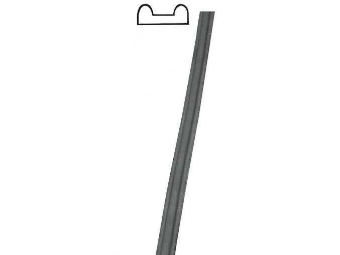 Sponkovina - krycí páska 14x4 mm