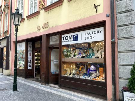 Tom Bohemia Crystal, Praha