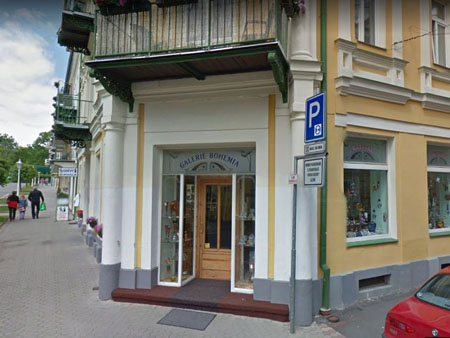 Galerie Bohemia, Františkovi Lázně