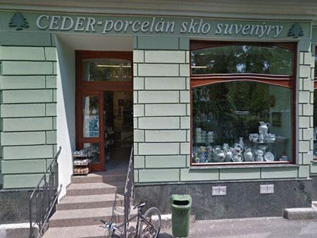 Ceder, Karlovy Vary