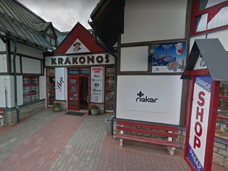Obchodní dům Krakonoš, Špindlerův mlýn