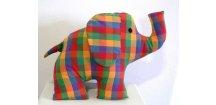 slon kostkovaný