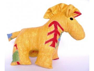 koník žlutý