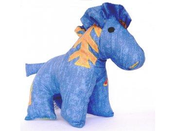 koník modrý