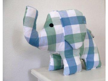 slon kostkatý