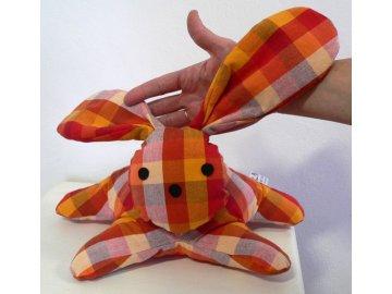 králík střední oranžový