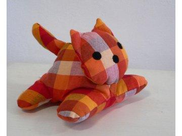 kocourek oranžový
