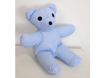 medvídek bleděmodrý