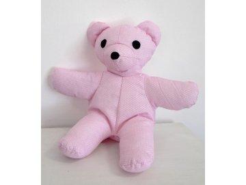 medvídek růžový