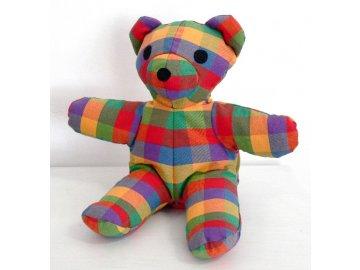 medvídek kostkovaný
