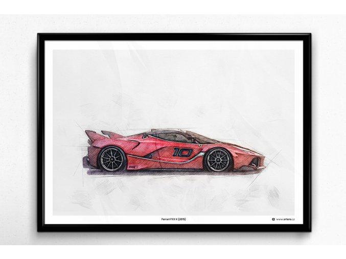 Ferrari FXX K nahled obraz