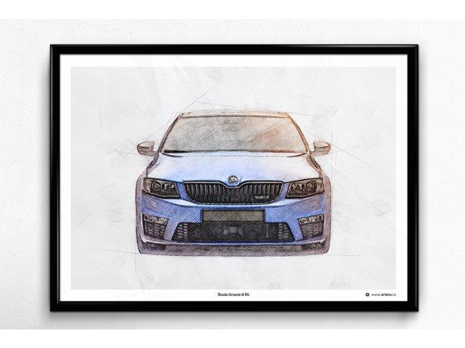 Octavia 3 RS náhled obraz 1