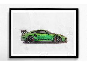 Porsche 911 (991.2) GT3 R