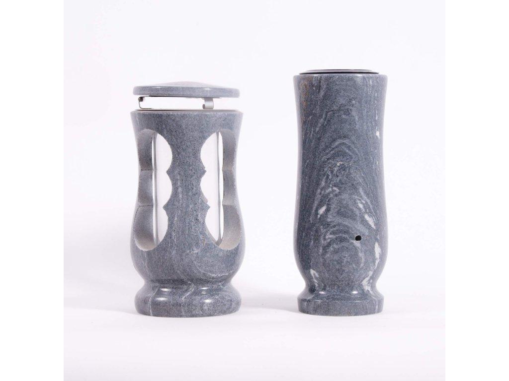 Váza a svítilna - Horní Lipová (S2, V2)