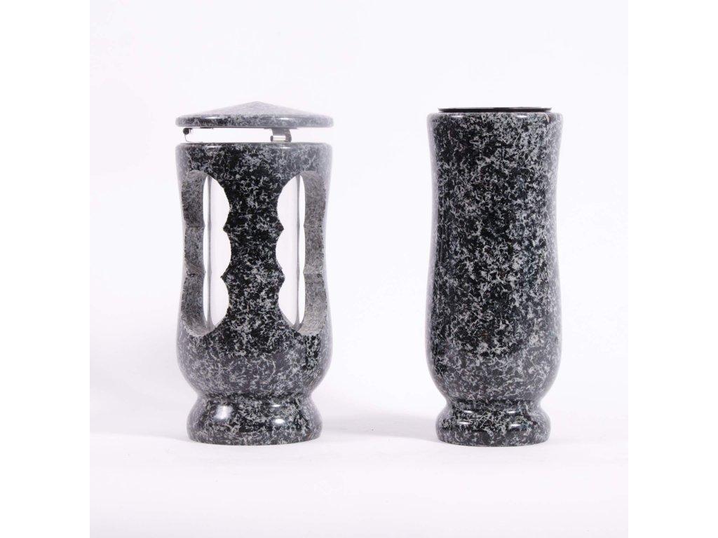 Váza a svítilna - Syenit (S2, V2)