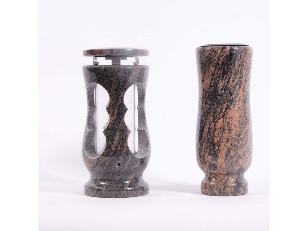 Váza a svítilna - Hallandya (S2, V2)