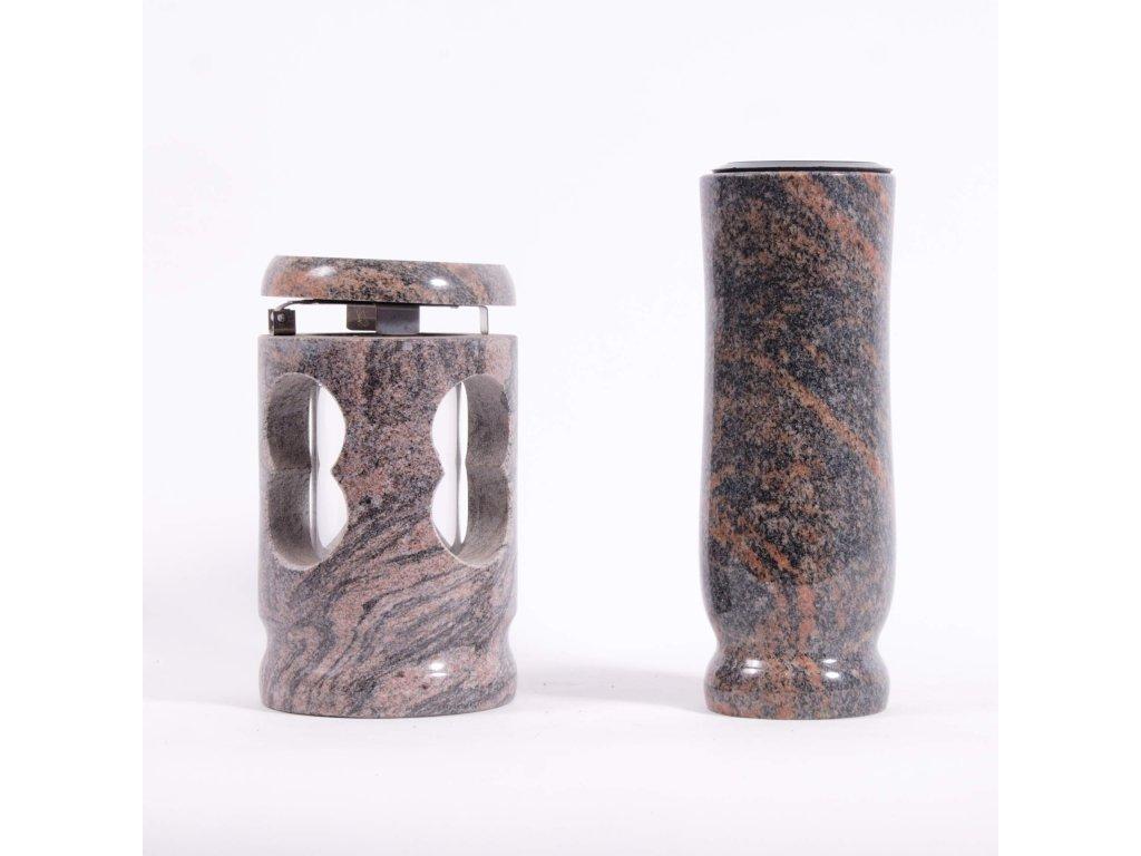 Váza a svítilna - Hallandya (S1, V2) menší