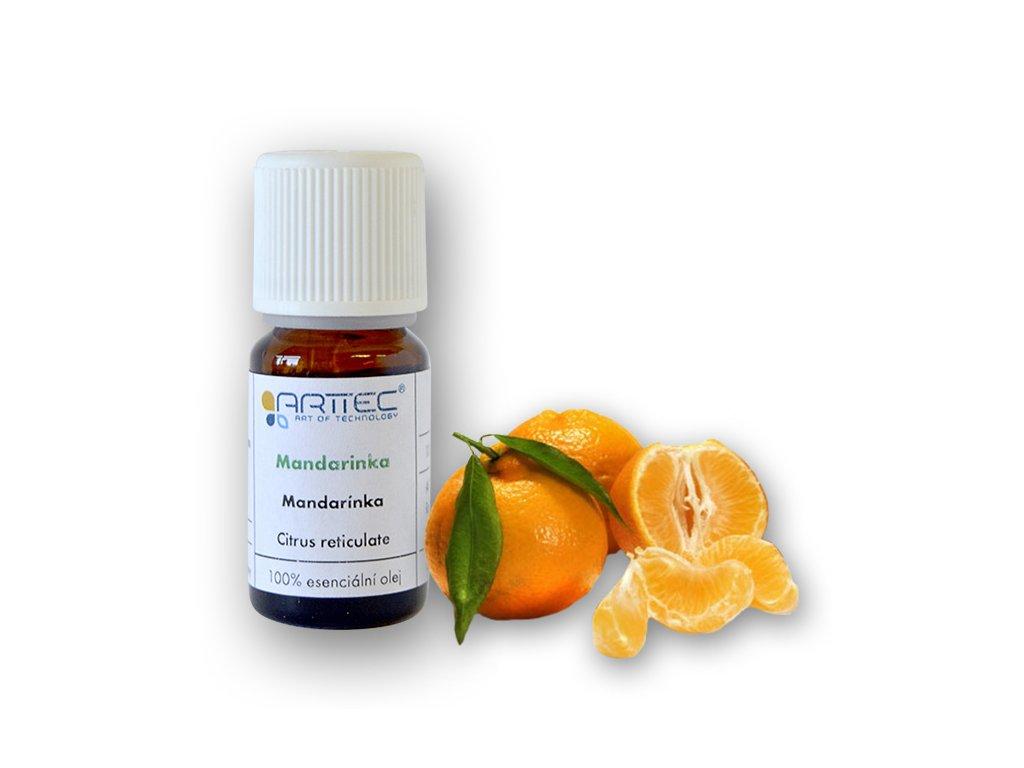 Mandarinka bio (Citrus reticulata), Mandarínka