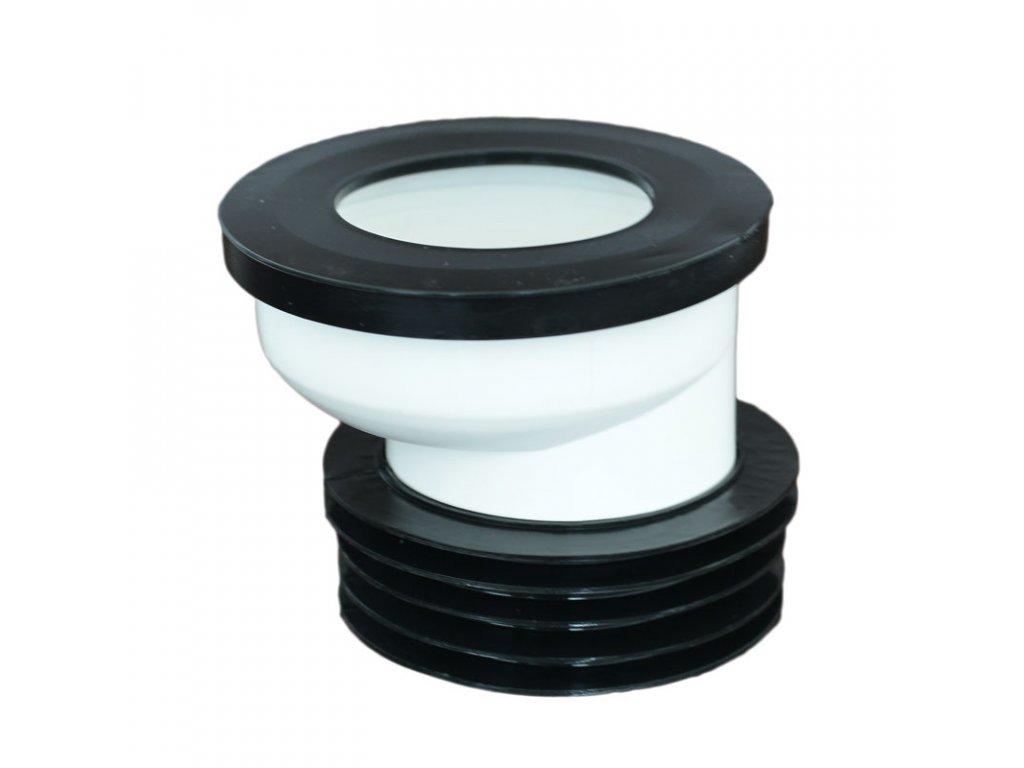 Manžeta WC excentrická průměr 110
