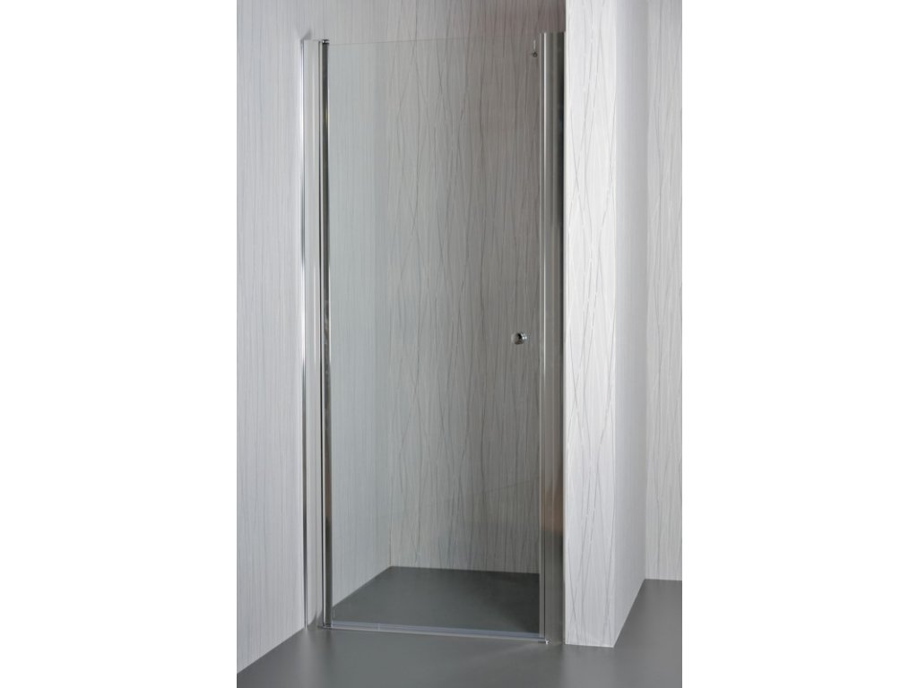 ARTTEC MOON 75 clear NEW - Sprchové dveře do niky