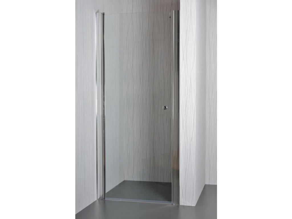 ARTTEC MOON 80 clear NEW - Sprchové dveře do niky