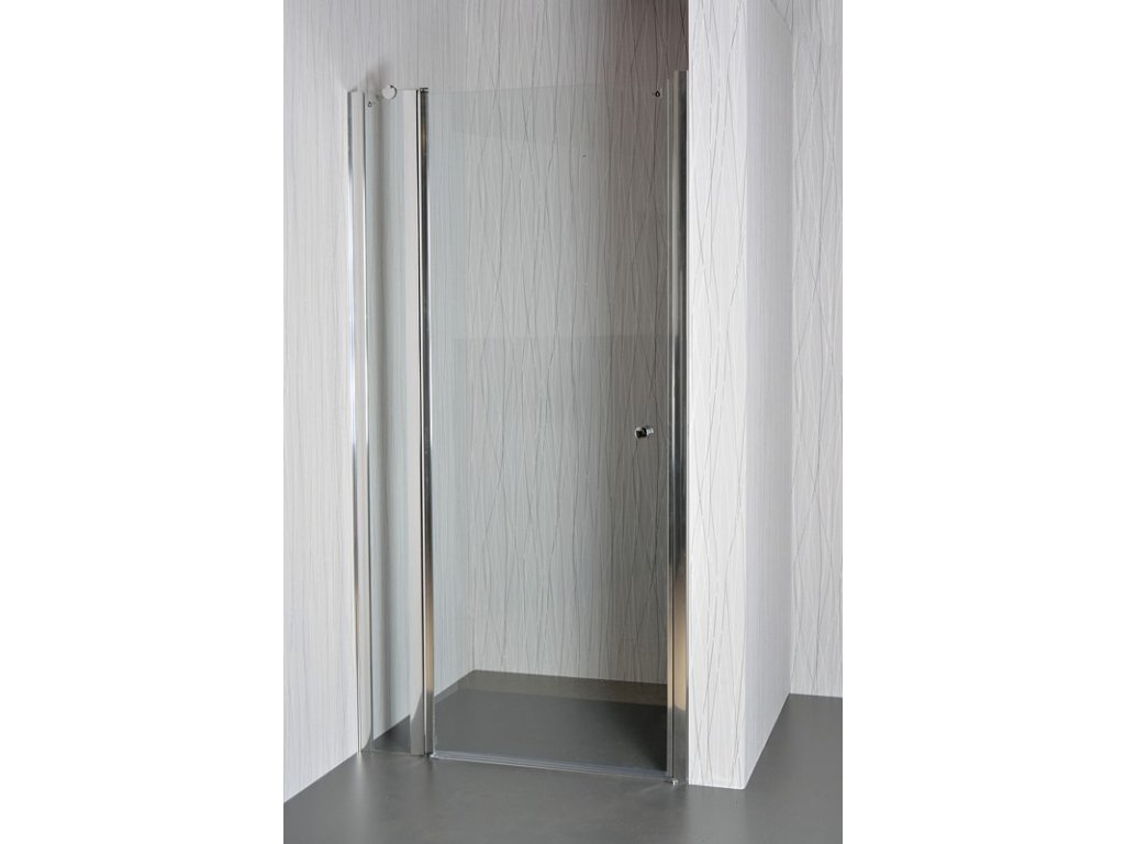ARTTEC MOON C1 - Sprchové dveře do niky clear - 86 - 91 x 195 cm