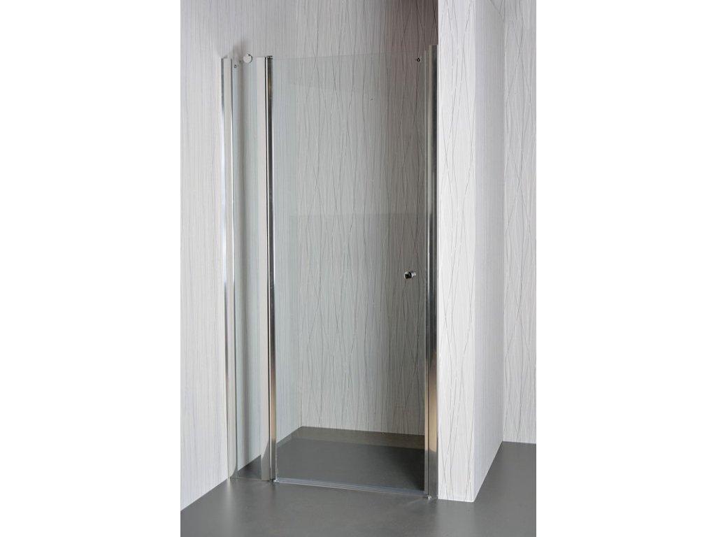 ARTTEC MOON C12 - Sprchové dveře do niky grape - 81 - 86 x 195 cm