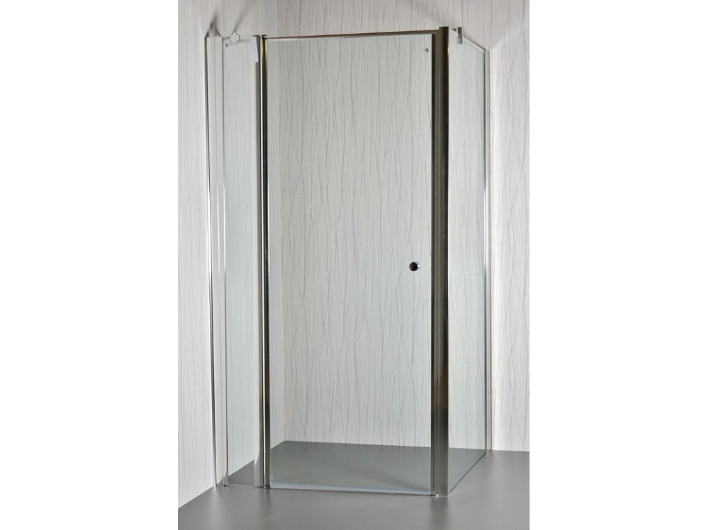 ARTTEC MOON D11 - Sprchový kout clear - 86 - 91 x 76,5 - 78 x 195 cm