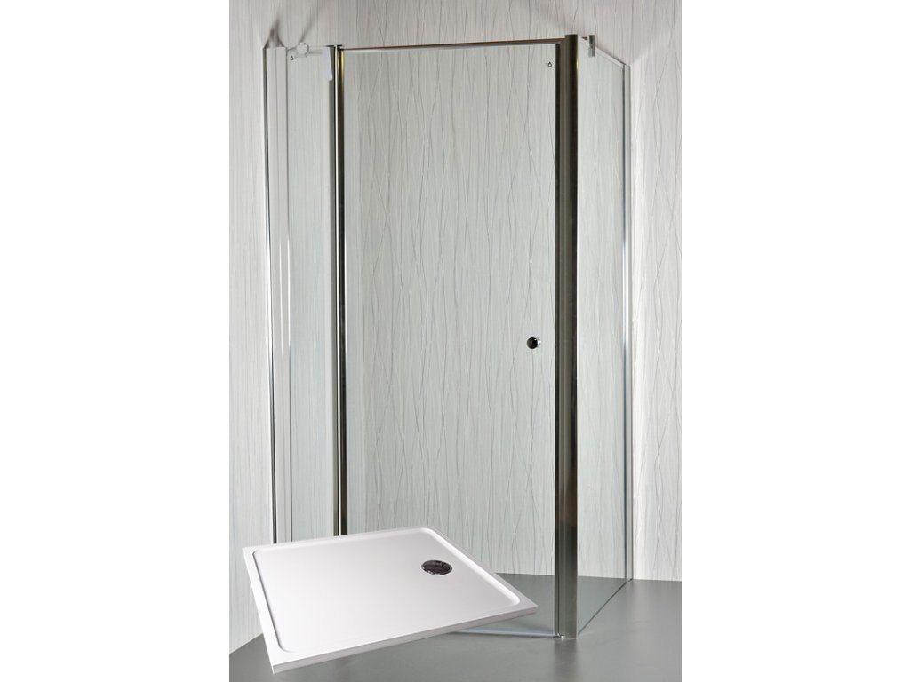MOON sprchový kout + díl 20 + P 50 POLARIS 1080S