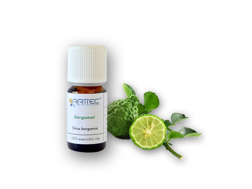 Bergamot bio (Citrus bergamia)