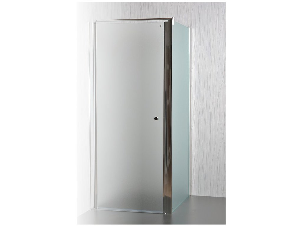 ARTTEC P-50 chrome grape 80 NEW - Pevná stěna ke dveřím MOON, SALOON
